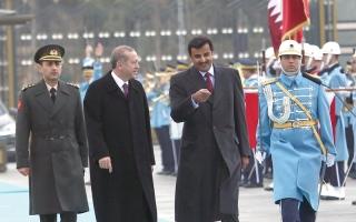 الصورة: «بروباغندا» تركية لتوسيع الوجود العسكري في قطر