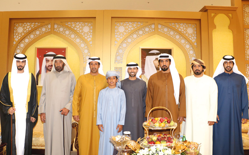 أفراح المزروعي في دبي