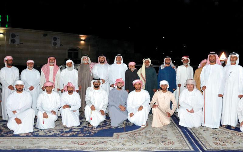 قبيلة الرواشد تحتفل بتخرج 6 من أبنائها