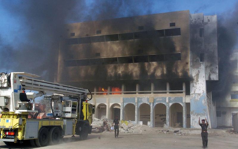 انخفاض الحرائق نتيجة حملات التوعية التي تنفذها «الدفاع المدني». أرشيفية