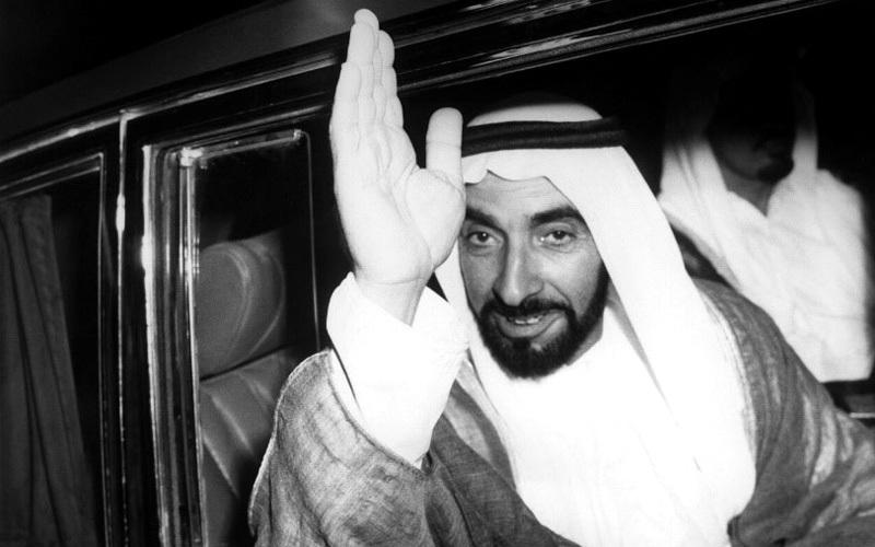مرافق الشيخ زايد.. في ثاني حلقات برنامج «عام زايد»