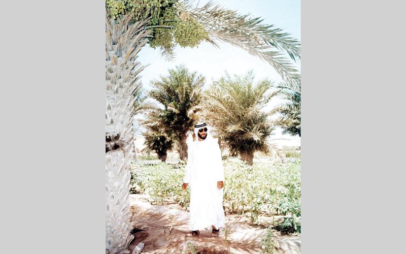 محمد الخـالدي: مسـيرة زايد مازالت متواصلة بالقوة نفسـها