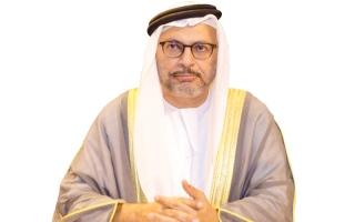 الصورة: قرقاش: قطر اختارت عزلتها والرباعي العربي سيتجاوز هذا الملف