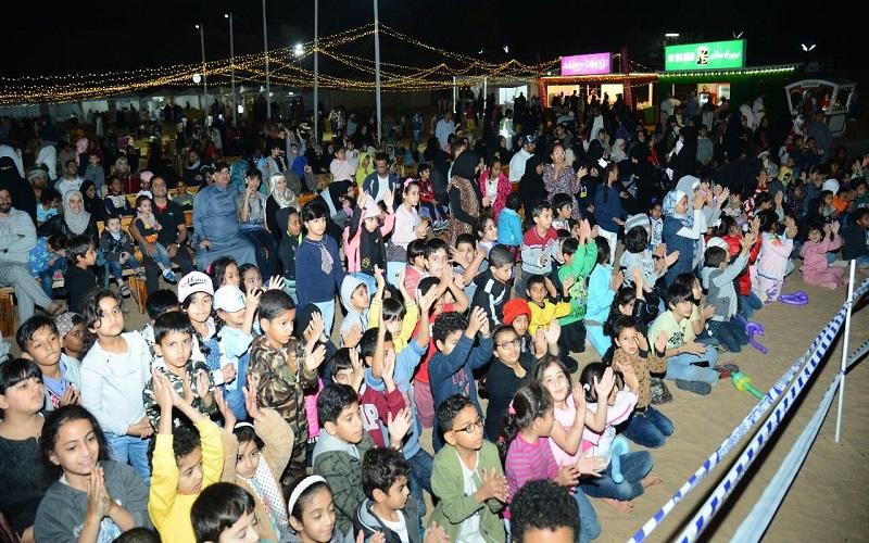 4 آلاف زائر في ختام منتزه الشرطة الصحراوي الثاني