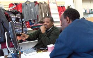 الصورة: المهاجرون الأفارقة إلى أميركا هم الأكثر تعليماً