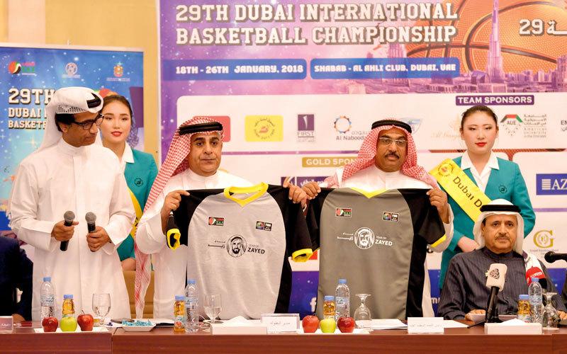 1.5 مليون درهم منح دراسية للاعبي «سلة دبي» - الإمارات اليوم