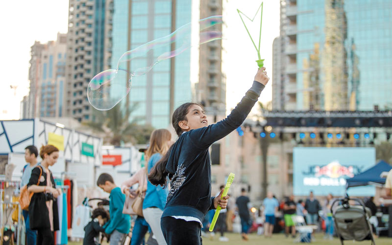 «دبي للتسوّق» فعاليات مميّزة في عطلة نهاية الأسبوع - الإمارات اليوم