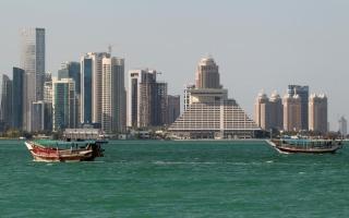 """الصورة: """"ديون قطر""""  وراء إفلاس شركة """"كاريليون"""" البريطانية"""