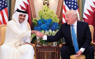 الصورة: «هآرتس»: قطر تستعين بأنصار إسرائيل لتحسين صورتها في أميركا