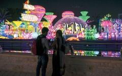 الصورة: أبرز 10 وجهات وأنشطة في دبي خلال الشتاء