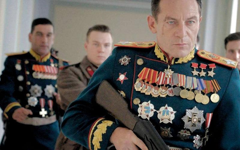 الصورة: سينما روسية تعرض «وفاة ستالين» رغم الحظر