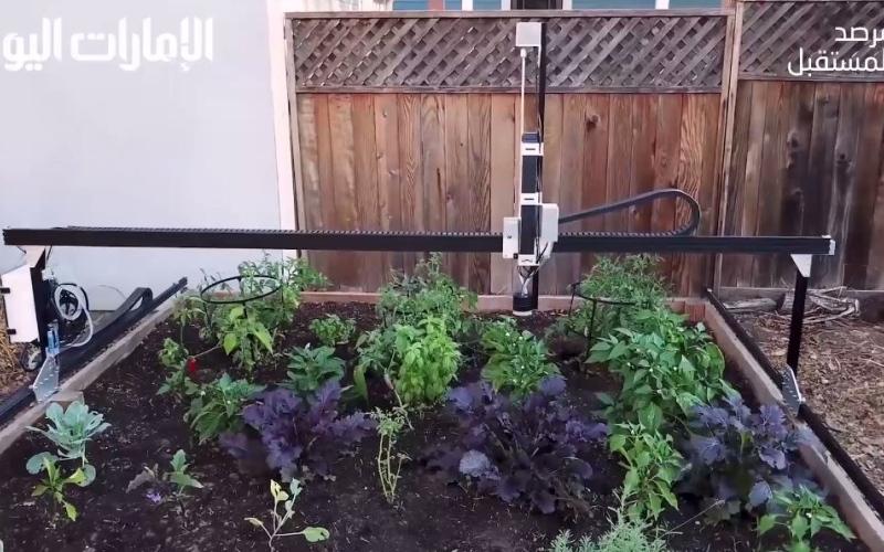 الصورة: بالفيديو.. روبوت ينفذ مهام البستنة من البذار إلى الحصاد