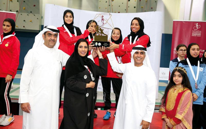 f0864cdc7 سيدات الشارقة» يتوجن بذهبية «الفلوريه» في بطولة الأندية العربية ...