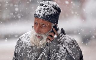 الصورة: أجواء باردة