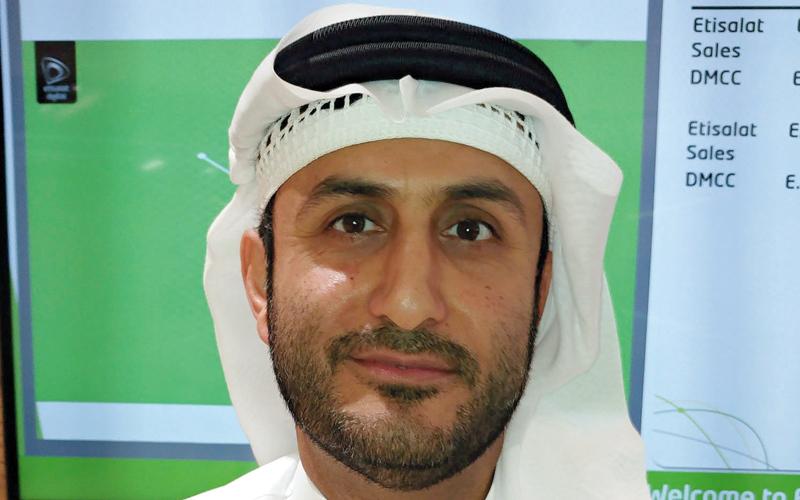عصام محمود: «(اتصالات) تعتزم إنشاء مركز مماثل في أبوظبي، وتبحث إنشاء مراكز أخرى في المناطق الشمالية».