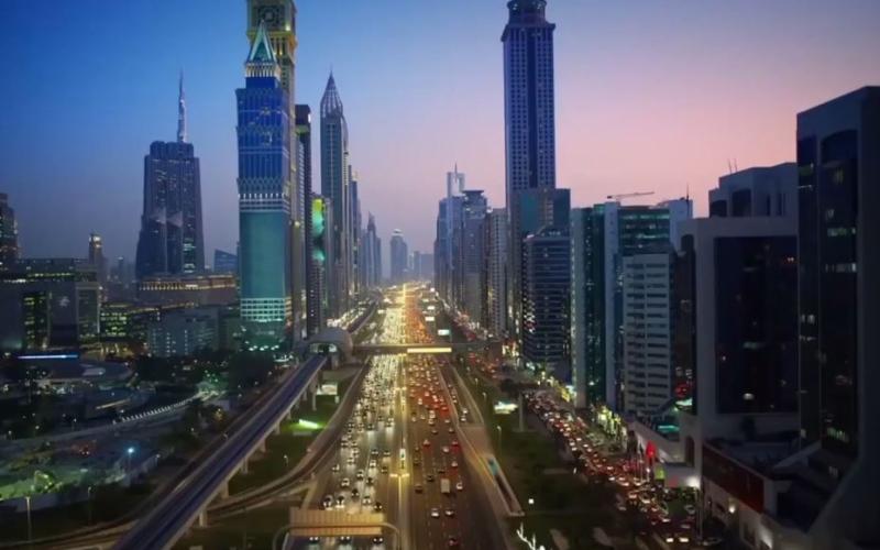 الصورة: بالفيديو.. دبي تحتضن أطول 6 فنادق على التوالي بحسب مجلس المباني الشاهقة