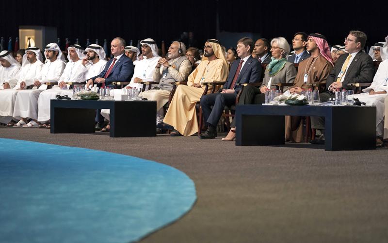 القمة العالمية للحكومات استطاعت خلال 6 سنوات أن تصبح أكبر تجمّع لاستشراف المستقبل وصناعته. من المصدر