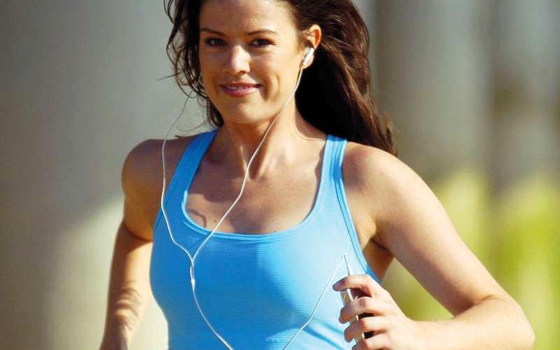 الصورة: الرياضة والتغذية يحدّان  من مخاطر أمراض القلب