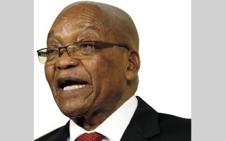 الصورة: زوما نهب مؤسسات الدولة وخان مبادئ مانديلا