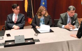 الصورة: مؤتمر ميونيخ للأمن يطالب بمجابهة الدور القطري في دعم وتمويل الإرهاب