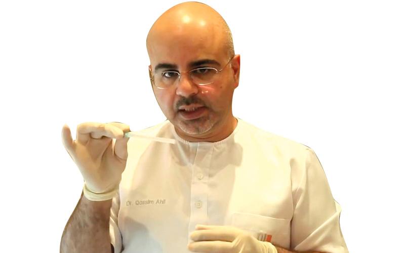 قاسم أهلي:  «60% من عمليات التجميل الجراحية تنحصر في شفط الدهون، وشد البطن، وإزالة الترهلات».