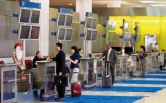 الصورة: اختيار المقاعد على رحلات «طيران الإمارات»