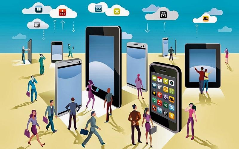 الصورة: «غارتنر» تنبّه المؤسسات إلى «خطر الأجهزة خارج السيطرة»