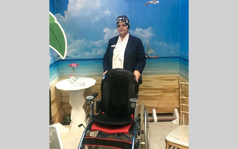 الصورة: مستشفى الذيد يعرض 28 فكرة ابتكارية لخدمة المرضى