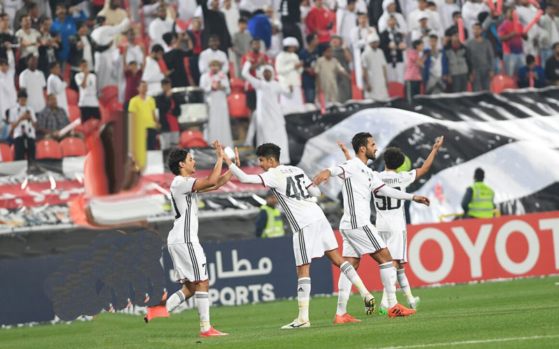 خسارة غير مستحقة للجزيرة أمام الأهلي السعودي - الإمارات اليوم