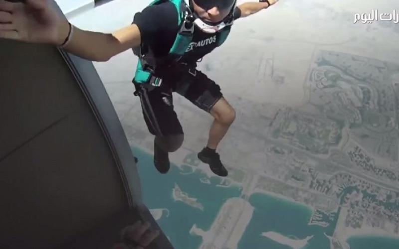 الصورة: بالفيديو.. 6 أنشطة سياحية خاصة بالمغامرات في دبي
