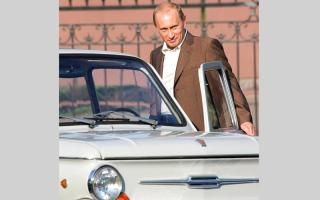الصورة: بوتين أغنى رجل في العالم