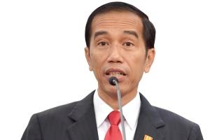 الصورة: الرئيس الإندونيسي يدفع ثمن ألبوم غنائي من أجل امتلاكه