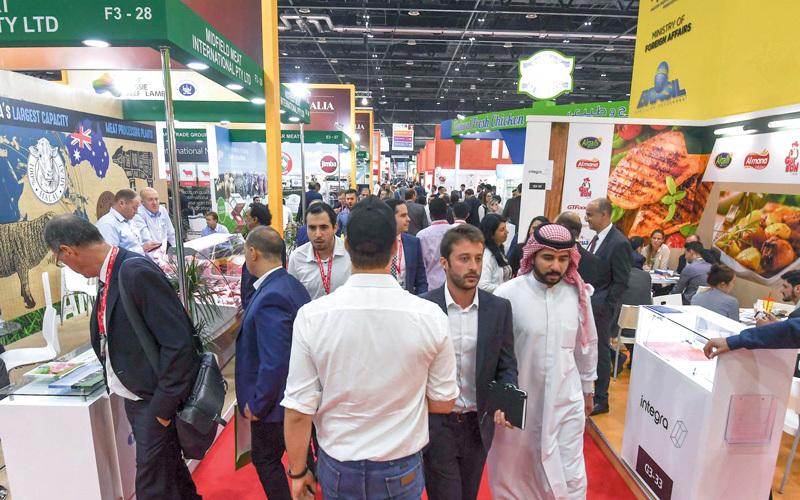 «غرفة دبي» تستعرض تجارة اللحوم والشاي خلال «جلفود 2018» - الإمارات اليوم