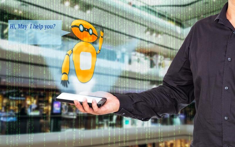 الصورة: «روبوتات شات بوت» تدير 25% من عمليات خدمة العملاء بحلول 2020