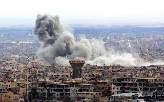 الصورة: فصائل الغوطة الشرقية مستــعدّة لإخلاء مقاتلي «هيئة تحرير الشام»