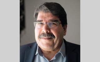 الصورة: محكمة تشيكية تطلق سراح القيادي الكردي صالح مسلم
