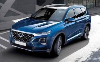 الصورة: «هيونداي» ترفع مستوى التحدي في فئة الـ «SUV» مع «سانتافي 2019»