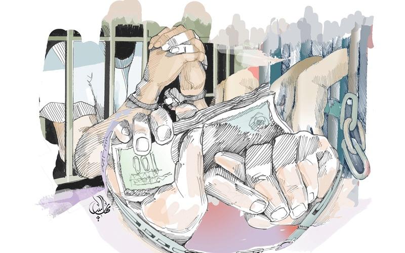 الصورة: عصابة تستولي على 2.5 مليون درهم من حساب رجل أعمال بالاحتيال