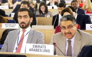 الصورة: الإمارات قلقة إزاء تصاعد العنف وتداعياته على المدنيين في الغوطة الشرقية
