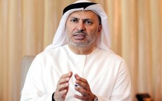 الصورة: قرقاش: خروج قطر من أزمتها حلّه خليجي وبوابته الرياض