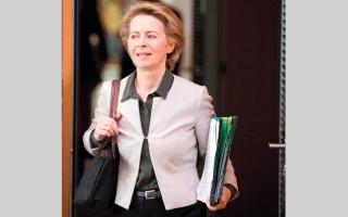 الصورة: المرأة الألمانية تحتل نصف الوزارات في الحكومة الاتحادية الجديدة