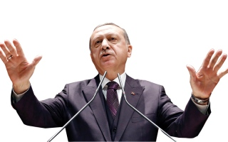 الصورة: أردوغان: القوات التركية يمكنها دخول عـفريـن «فـي أي لحظة»