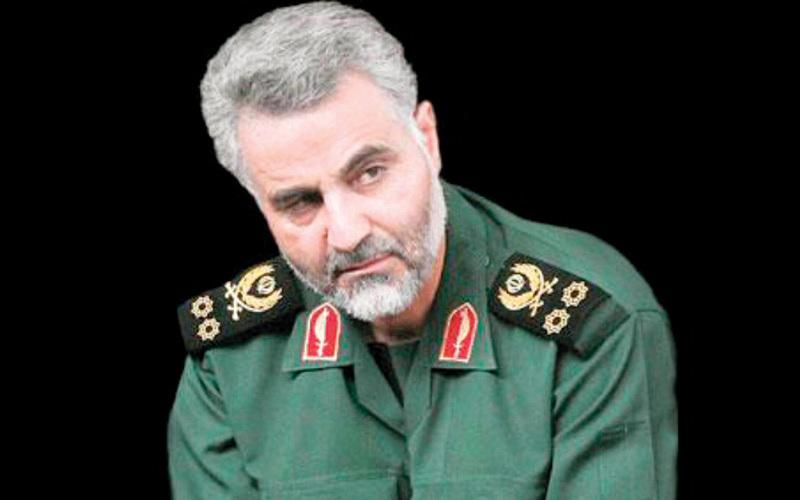 سليماني طار إلى موسكو للتنسيق حول استراتيجية لتغيير مجرى الحرب لمصلحة إيران والنظام السوري. أرشيفية