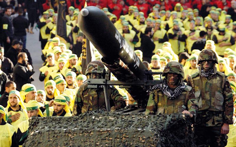 ترسانة «حزب الله» التسليحية أقوى مما كانت عليه  في حرب 2006 مع إسرائيل. أرشيفية