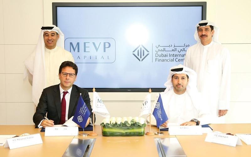 الصورة: مركز دبي المالي و«ميدل إيست» يدعمان رواد الأعمال في مجال التكنولوجيا