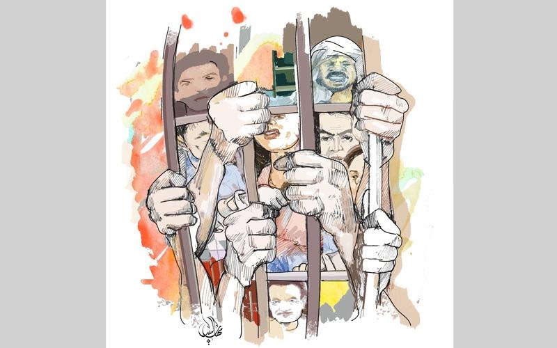 الصورة: محاكمة 4 أشخاص متهمين بالسطو على مستودعات في دبي