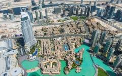 الصورة: جولات سياحية لرؤية دبي من السماء