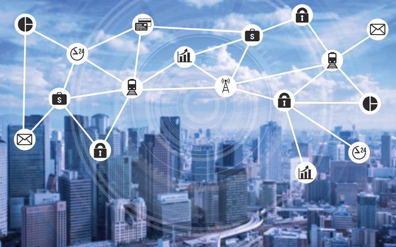 الصورة: «التقنيات الأوركسترالية» تقود «الأعمال اللامركزية» مدعومة بـ «سلاسل الكتل»