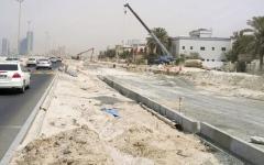 الصورة: افتتاح الطرق الرئيسة لـ «شاطئ الشارقة» بالاتجاهين مايو المقبل