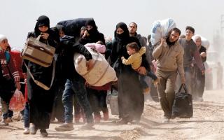 الصورة: المعارضة السورية تحمّل الأمـــم المتحدة مسؤولية الفشل في منع جـــــرائم النظام